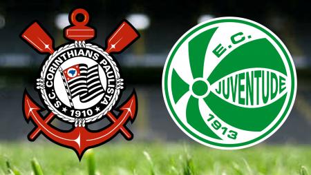 Apostas Corinthians x Juventude Brasileirão 07/09/21