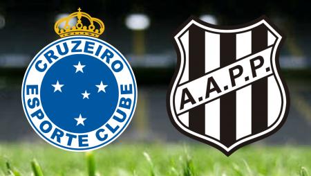 Apostas Cruzeiro x Ponte Preta Brasileirão Série B 11/09/21
