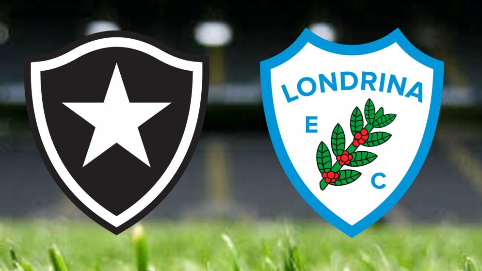 Apostas Botafogo x Londrina Brasileirão Série B 11/09/21