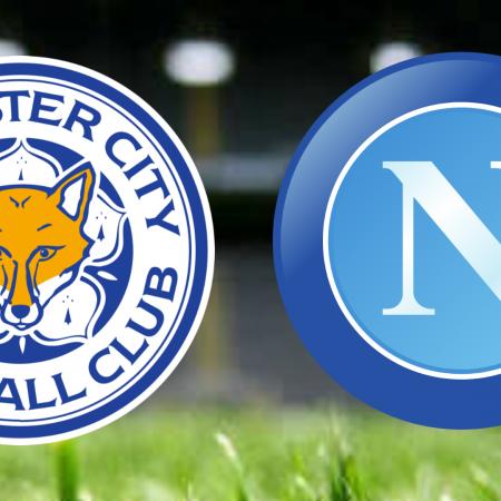 Apostas Leicester x Napoli Liga Europa 16/09/21