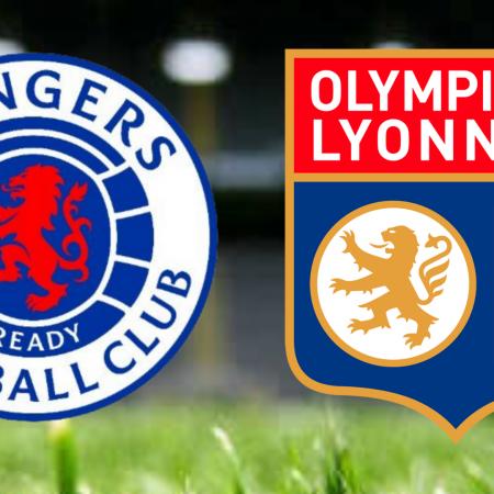 Apostas Rangers x Lyon Liga Europa 16/09/21