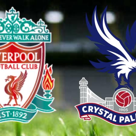 Apostas Liverpool x Crystal Palace Premier League 18/09/21