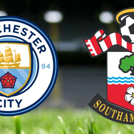 Apostas Manchester City x Southampton Premier League 18/09/21