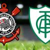 Apostas Corinthians x América Mineiro Brasileirão 19/09/21