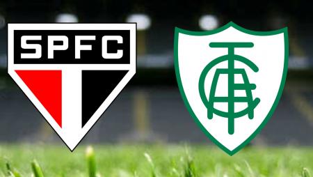 Apostas São Paulo x América Mineiro Brasileirão 22/09/21