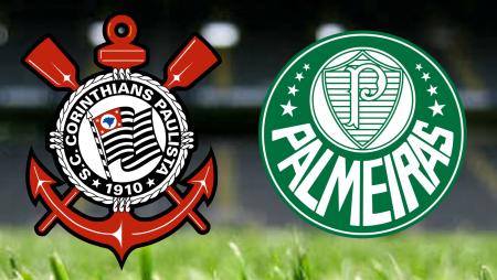 Apostas Corinthians x Palmeiras Brasileirão 25/09/21