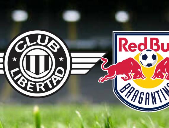Apostas Club Libertad x Red Bull Bragantino Copa Sul-Americana 29/09/21