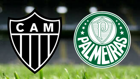Apostas Atlético Mineiro x Palmeiras Libertadores da América 28/09/21