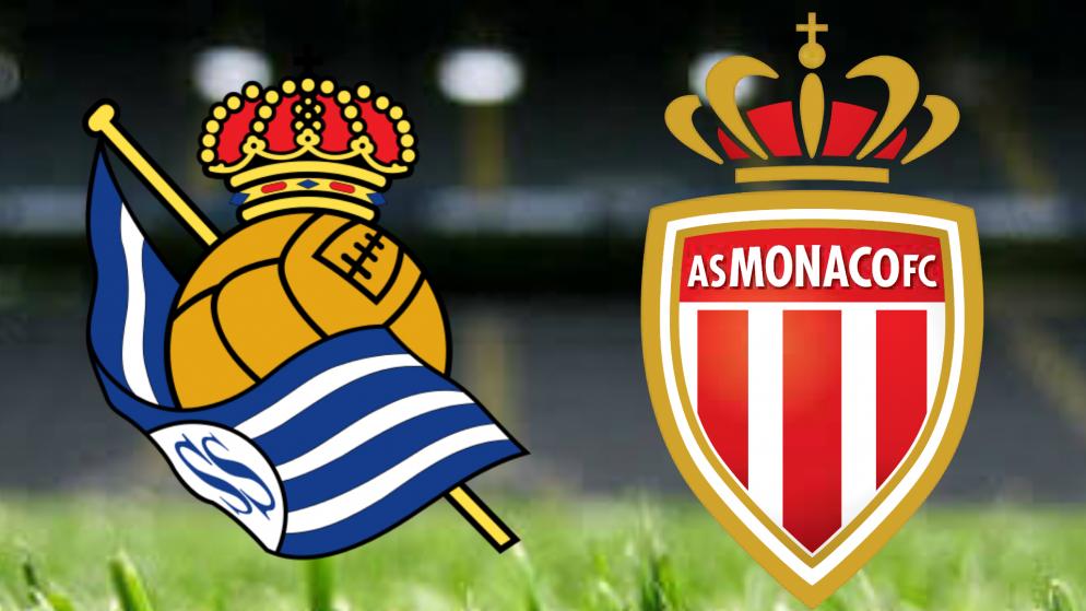 Apostas Real Sociedad x Monaco Liga Europa 30/09/21