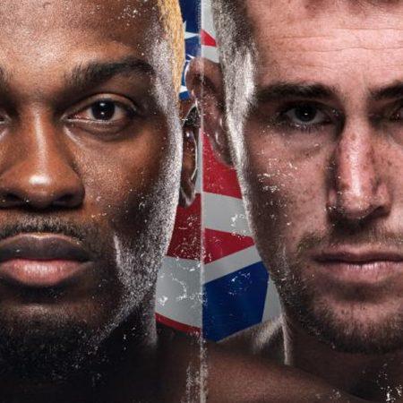 Apostas UFC Fight Night Brunson x Till 04/09/21