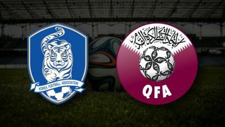 Apostas Coréia do Sul x Iraque Eliminatórias Copa do Mundo 02/09/21
