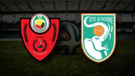 Apostas Moçambique x Costa do Marfim Eliminatórias Copa do Mundo 03/09/21