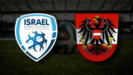 Apostas Israel x Áustria Eliminatórias Copa do Mundo 04/09/21