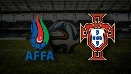 Apostas Azerbaijão x Portugal Eliminatórias Copa do Mundo 07/09/21