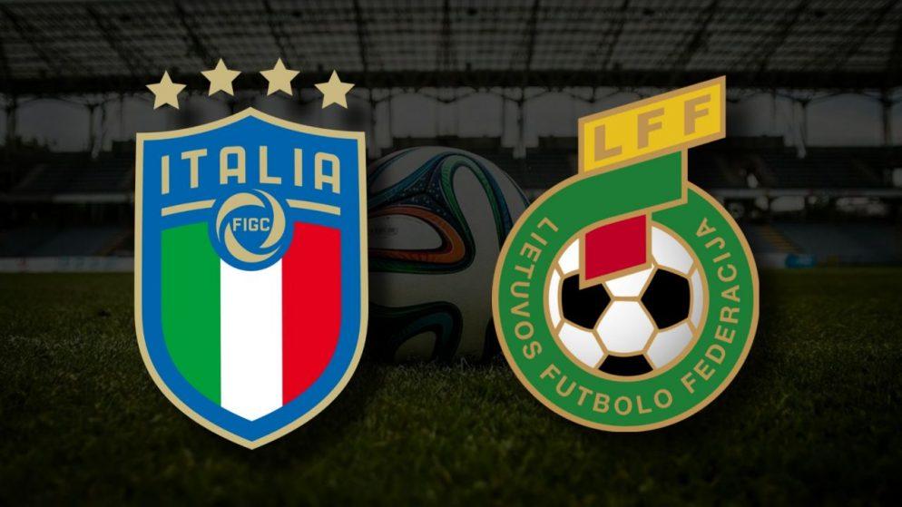 Apostas Itália x Lituânia Eliminatórias Copa do Mundo 08/09/21