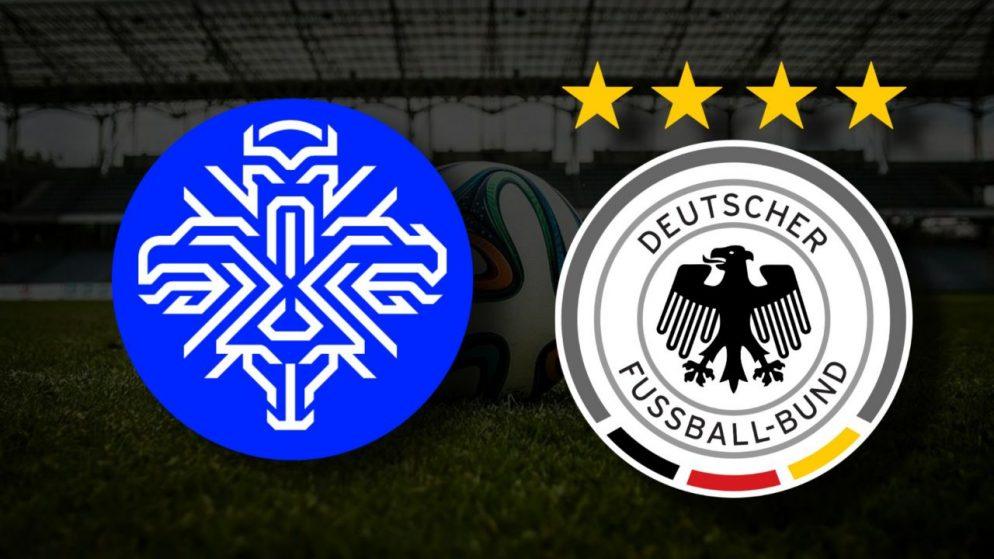 Apostas Islândia x Alemanha Eliminatórias Copa do Mundo 08/09/21