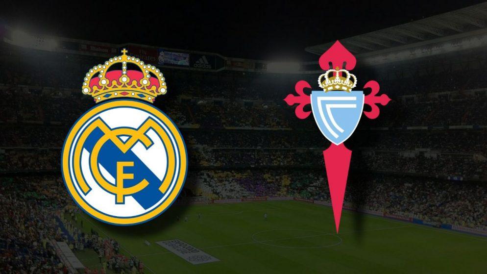 Apostas Real Madrid x Celta de Vigo La Liga 12/09/21