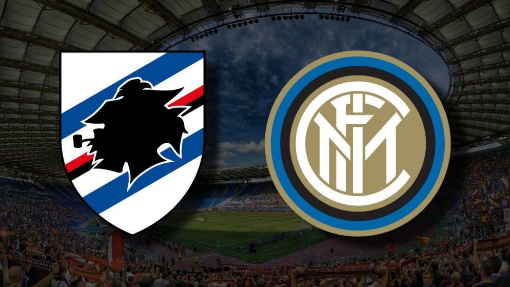 Apostas Sampdoria x Inter de Milão Serie A 12/09/21