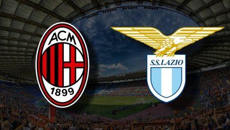 Apostas Milan x Lazio Serie A 12/09/21