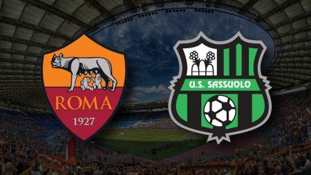 Apostas Roma x Sassuolo Serie A 12/09/21