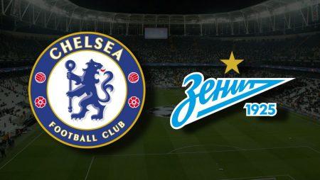 Apostas Chelsea x Zenit Liga dos Campeões 14/09/21