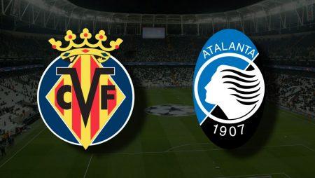 Apostas Villarreal x Atalanta Liga dos Campeões 14/09/21