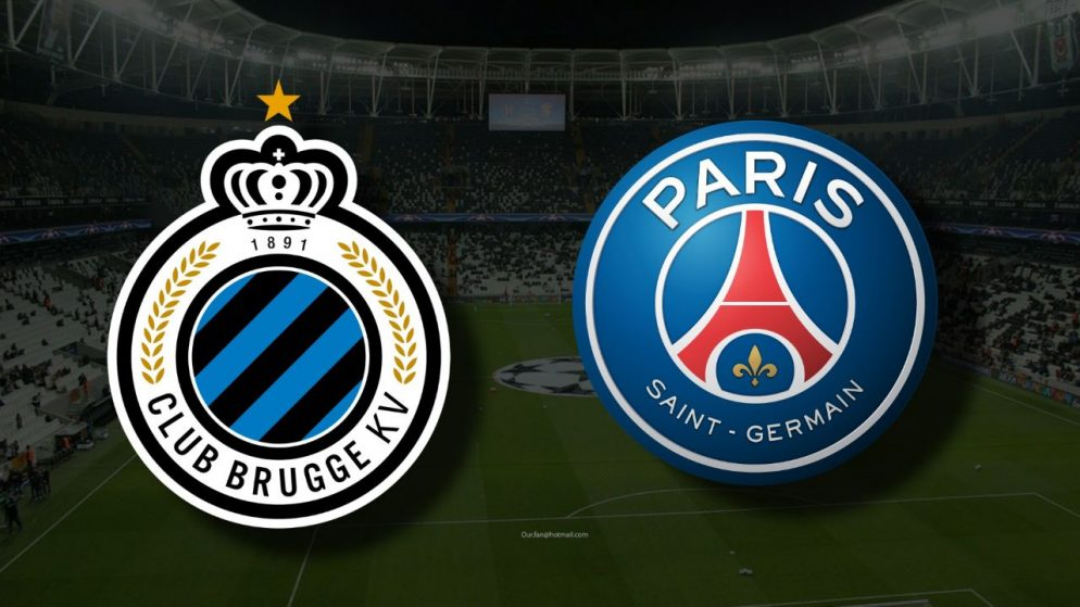 Apostas Brugge x Paris Saint-Germain Liga dos Campeões 15/09/21