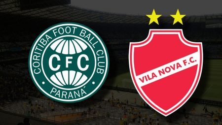 Apostas Coritiba x Vila Nova Brasileirão Série B 17/09/21