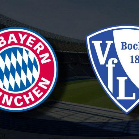 Apostas Bayern de Munique x Bochum Bundesliga 18/09/21