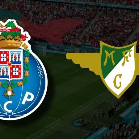 Apostas Porto x Moreirense Primeira Liga 19/09/21
