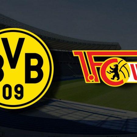 Apostas Borussia Dortmund x União Berlin Bundesliga 19/09/21