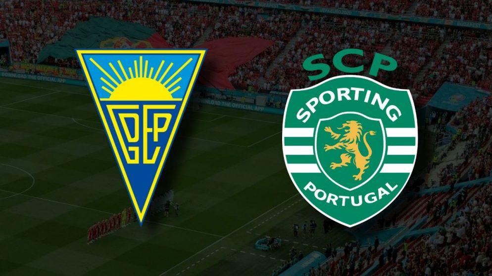 Apostas Estoril x Sporting Primeira Liga 19/09/21