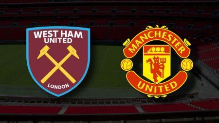 Apostas West Ham x Manchester United Premier League 19/09/21