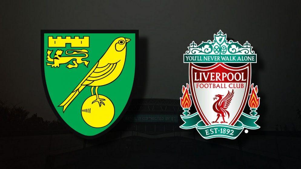 Apostas Norwich x Liverpool EFL Cup 21/09/21