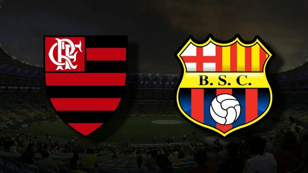 Apostas Flamengo x Barcelona de Guayaquil Libertadores da América 22/09/21
