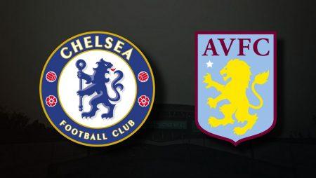 Apostas Chelsea x Aston Villa EFL Cup 22/09/21