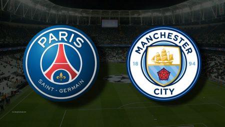Apostas Paris Saint-Germain x Manchester City Liga dos Campeões 28/09/21