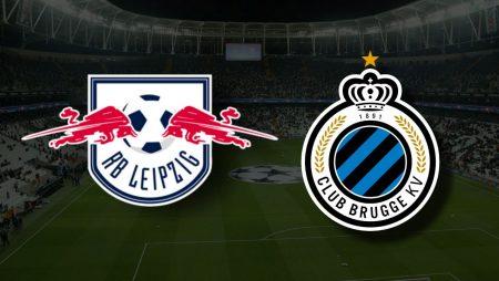 Apostas RB Leipzig x Club Brugge Liga dos Campeões 28/09/21