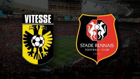 Apostas Vitesse x Rennes Conference League 30/09/21
