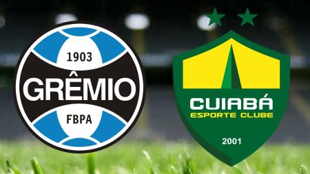 Apostas Grêmio x Cuiabá Brasileirão 06/10/21
