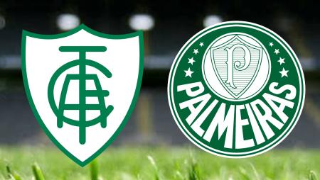 Apostas América Mineiro x Palmeiras Brasileirão 06/10/21
