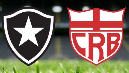 Apostas Botafogo x CRB Brasileirão Série B 08/10/21