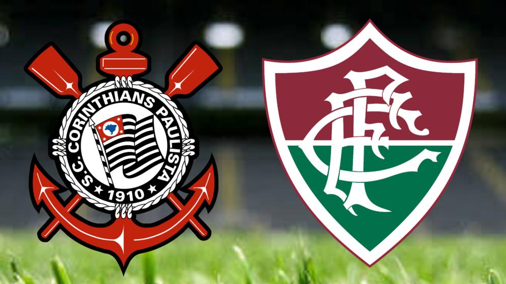 Apostas Corinthians x Fluminense Brasileirão 13/10/21