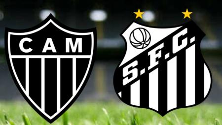 Apostas Atlético Mineiro x Santos Brasileirão 13/10/21
