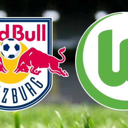 Apostas Red Bull Salzburg x Wolfsburg Liga dos Campeões 20/10/21