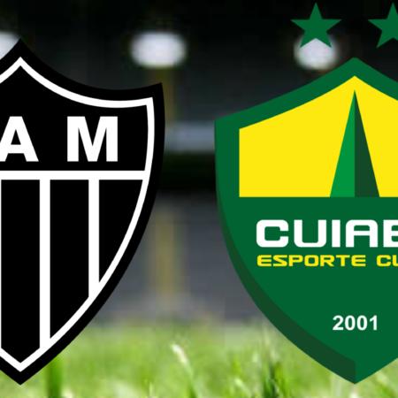 Apostas Atlético Mineiro x Cuiabá Brasileirão 24/10/21