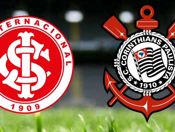 Apostas Internacional x Corinthians Brasileirão 24/10/21
