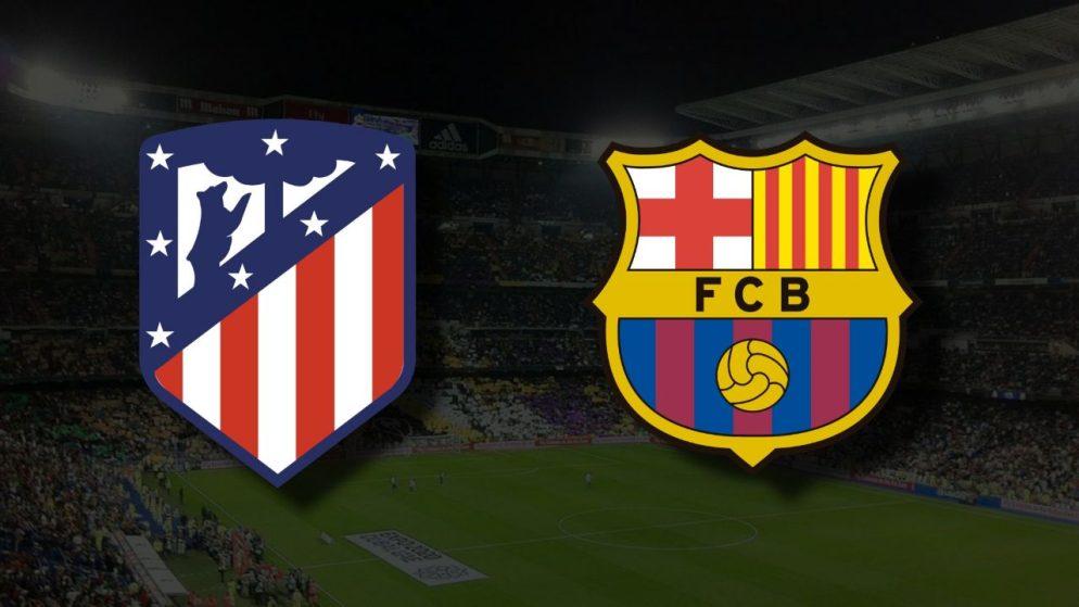 Apostas Atlético de Madrid x Barcelona La Liga 02/10/21