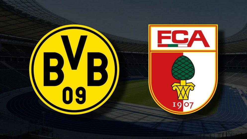 Apostas Borussia Dortmund x Augsburg Bundesliga 02/10/21
