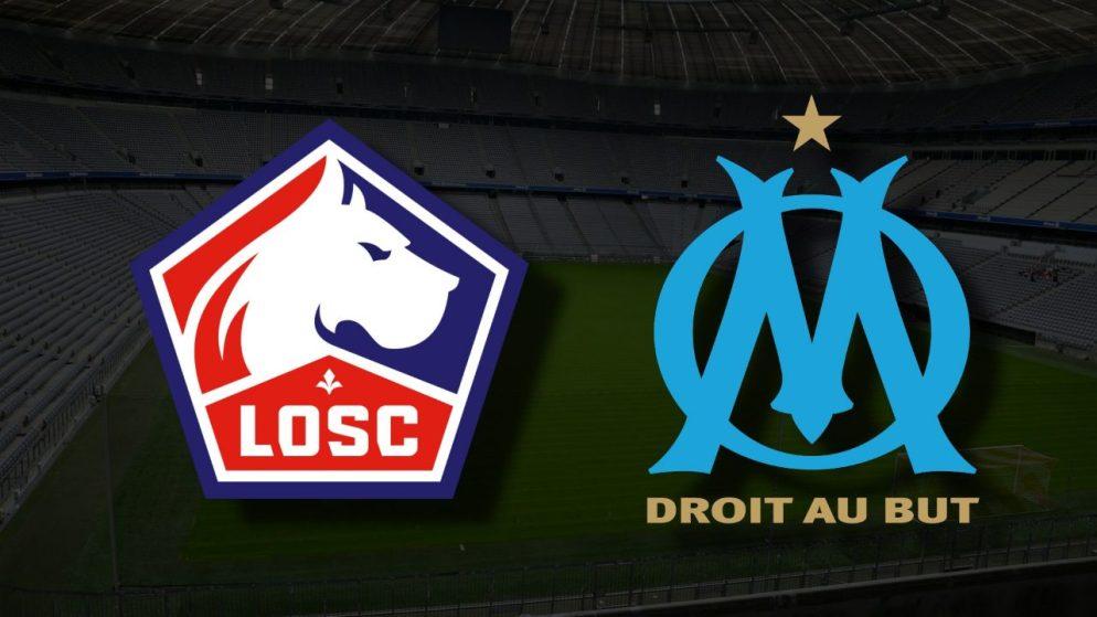 Apostas Lille x Olympique de Marseille Ligue 1 03/10/21